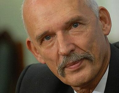Korwin-Mikke: Wiem, który polski polityk szkolił terrorystów Majdanu