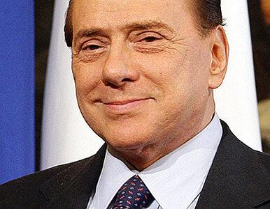 Berlusconi rzucił słuchawką