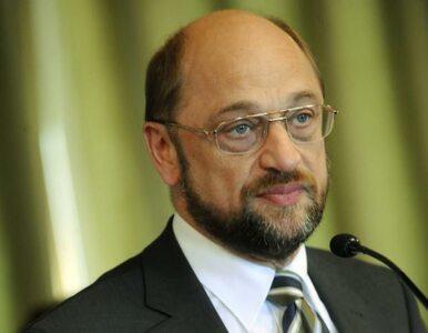 Socjalista Martin Schulz znów szefem Parlamentu Europejskiego