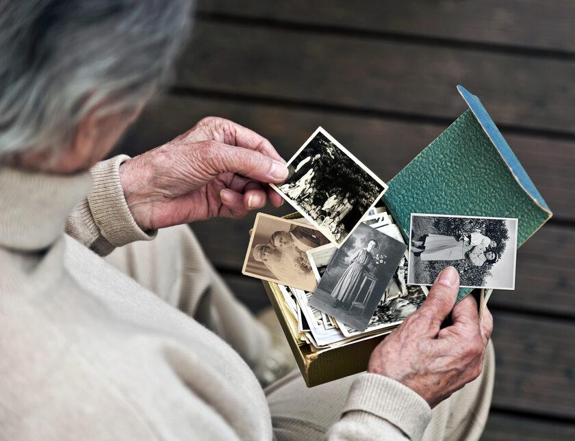 Demencja, starzenie się