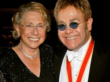 Elton John pożegnał swoją matkę. Zamieścił wzruszający wpis w sieci