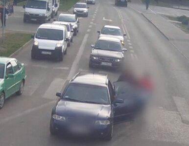 Pijana matka wiozła samochodem dwoje dzieci. Zatrzymał ją inny kierowca