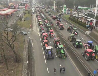 Rolnicy zapowiadają powrót do Warszawy