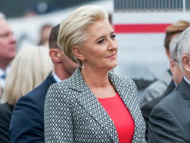 Będzie pensja dla Pierwszej Damy? Agata Kornhauser-Duda może zarabiać...