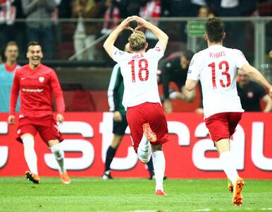 Spory awans Polski w rankingu FIFA. Z 70. pozycji na...