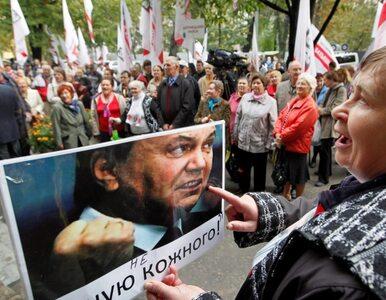 Ukraina: protest mediów przeciwko cenzurze