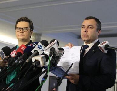 """Nowoczesna chce delegalizacji stowarzyszenia """"Duma i Nowoczesność"""""""
