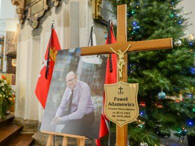 Jerzy Owsiak pożegnał Pawła Adamowicza w Gdańsku