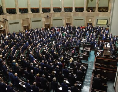 Do Sejmu trafił projekt zmian w kodeksie wyborczym. Złożyli go posłowie...