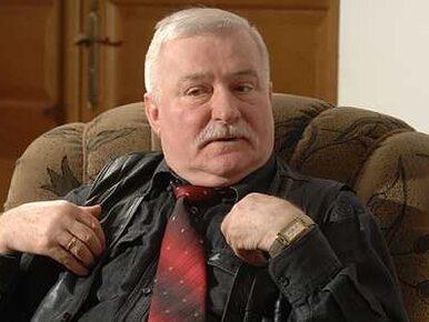 Biedroń: Wałęsa wygaduje obrzydliwe bzdury
