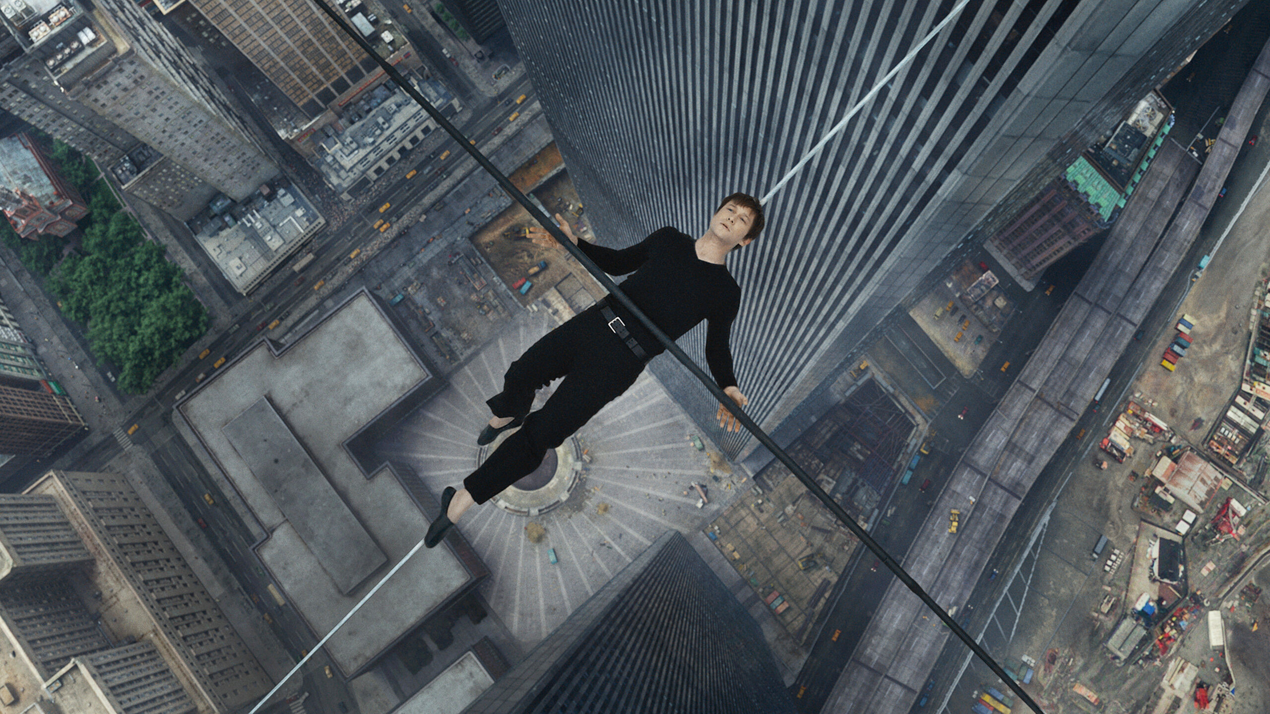 "Kadr z filmu ""The Walk. Sięgając chmur"" / ""The Walk"" (2015)"