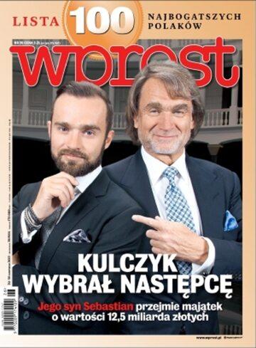 Okładka tygodnika WPROST: 26/2013