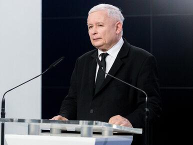 """Kaczyński mówi o przypadkach pedofilii """"w środowiskach celebryckich,..."""
