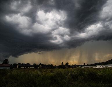 Prognoza pogody na sobotę. Możliwe gwałtowne burze z gradem i silny wiatr