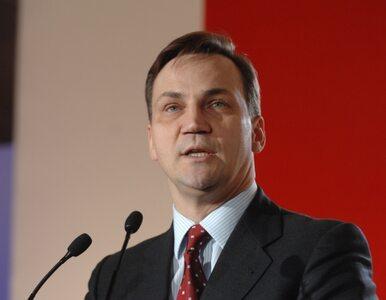 Sikorski: prezes Kaczyński urwał się z orbity okołoziemskiej