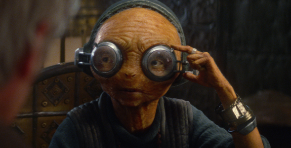 """Quiz z filmu """"Gwiezdne wojny: Przebudzenie mocy"""". Rozpoznaj bohatera ze..."""