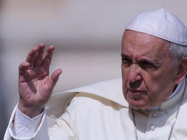 Papież złożył obietnicę. Ma to związek ze skandalem seksualnym