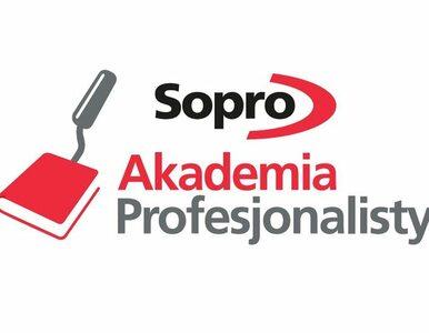 Akademia Profesjonalisty Sopro: ruszają jesienne szkolenia dla glazurników