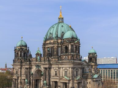 Berlin. W katedrze padły strzały
