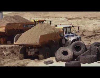 Zobacz jak wygląda budowa przekopu Mierzei Wiślanej. Jest nowy film