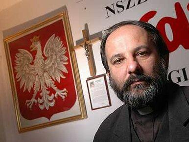Ks. Isakowicz-Zaleski: Na Ukrainie jest propaganda przeciwko polskiemu...