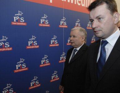 Błaszczak: PO, SLD i PSL prowadzą wspólną grę polityczną