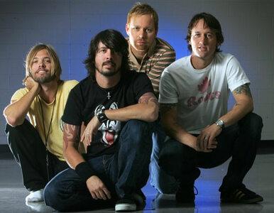 Foo Fighters zagrali w tunelu kolejowym