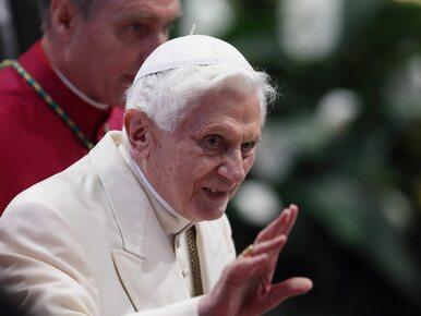 Rewolucja seksualna przyczyną pedofilii w Kościele? Słowa Benedykta XVI...