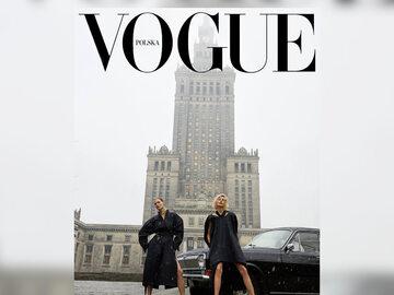 """Przerobione okładki polskiego wydania """"Vogue'a"""""""