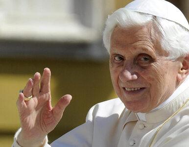 Benedykt XVI nie jest sam