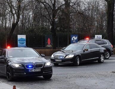 Polska znowu kupuje luksusowe samochody dla VIP-ów. Wydamy dwa mln...