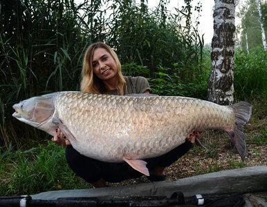 """Polka złowiła ogromną rybę. """"Sama nie dowierzam"""""""