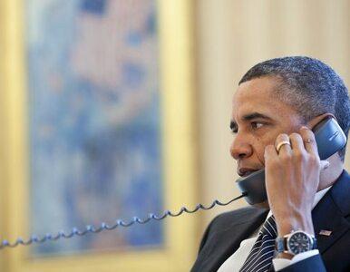 Obama do Putina: To się może skończyć izolacją Rosji