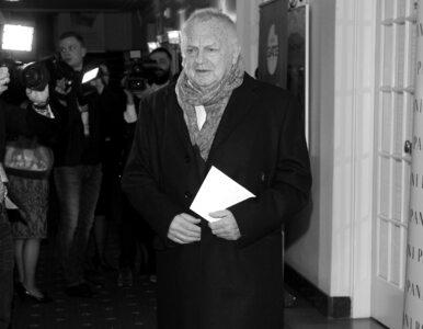 Jerzy Gruza nie żyje. Gliński o reżyserze: Człowiek-historia polskiej...