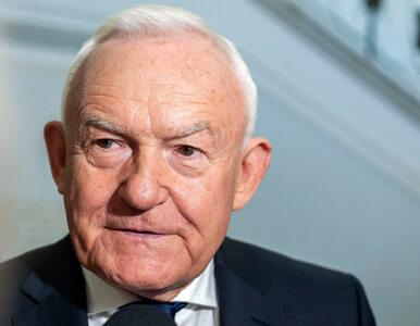 """Leszek Miller przeprasza Lecha Wałęsę. """"Powtórzyłem fałszywe pogłoski"""""""