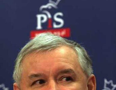 Pożegnalne przemówienie premiera Kaczyńskiego