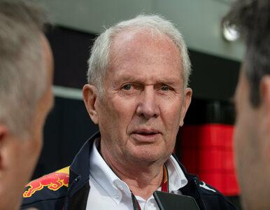 """Chciał stworzyć """"korona-obóz"""" dla kierowców Red Bull'a. """"W ten sposób..."""