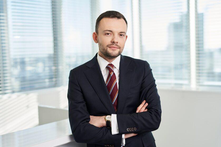 Dr n. med. Radosław Sierpiński, kardiolog, p.o prezesa Agencji Badań Medycznych