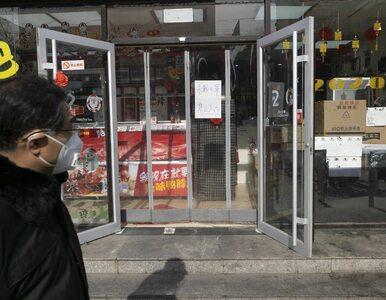 Nowe ognisko koronawirusa w Chinach. Targ w Pekinie zamknięty