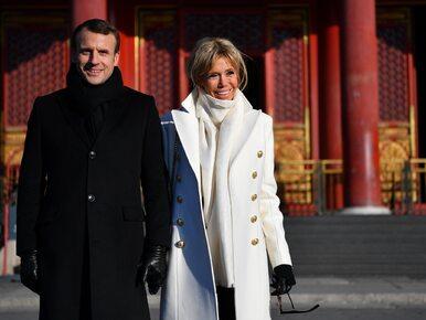 Jak wyglądały początki romansu Brigitte i Emmanuela Macronów? Ich...