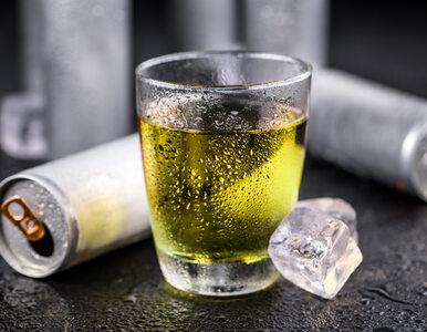 Napoje energetyczne można zrobić w domu. Przepisy