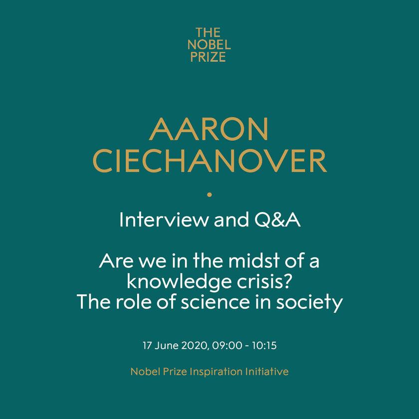 AARON CIECHANOVER