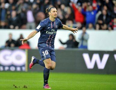 Ibrahimović wygrał z Nancy, Beckham wszedł z ławki