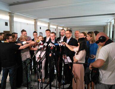 Młodzi posłowie PiS bronią reformy sądownictwa. Jest apel do prezydenta