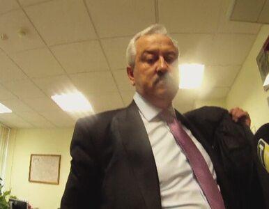 Pijany wicemarszałek województwa uciekał z urzędu przed dziennikarzami
