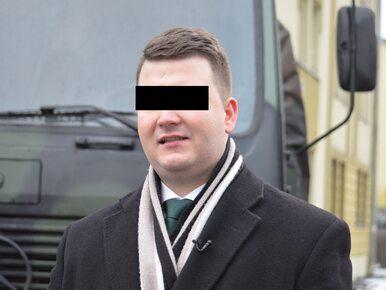 Zatrzymanie Bartłomieja M. Są szczegółowe informacje o zarzutach