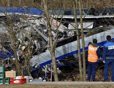 Zderzenie pociągów w Niemczech. Zawinił człowiek