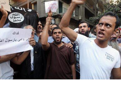 Egipcjanie atakują ambasadę USA