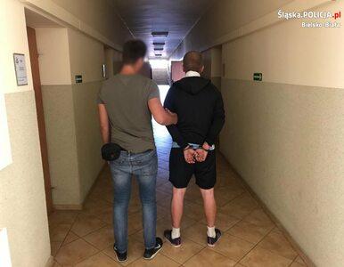 Atak nożownika w Bielsku-Białej. Ranił dwie osoby, w tym 14-latka
