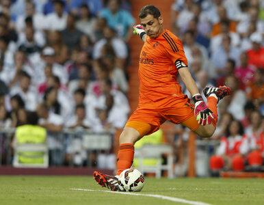"""Ancelotti uciął dyskusję. """"Casillas jest moim numerem jeden"""""""